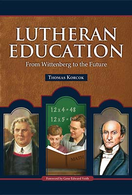 Lutheran Education book cover
